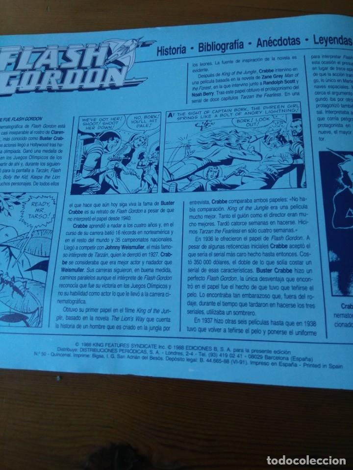 Tebeos: Flash Gordon - Foto 3 - 137425082