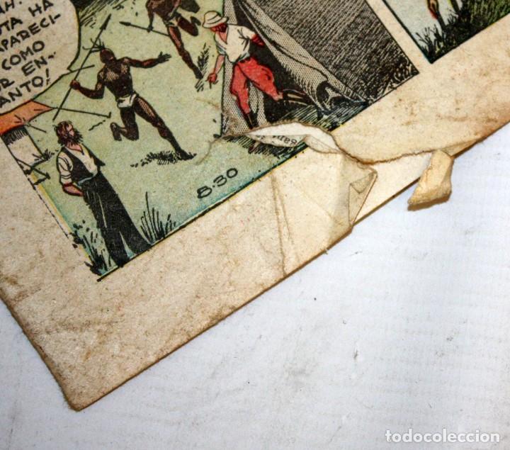 Tebeos: TIM TYLER: 44 EJEMPLARES-(HISPANO AMERICANA)-1936 - Foto 5 - 146111646