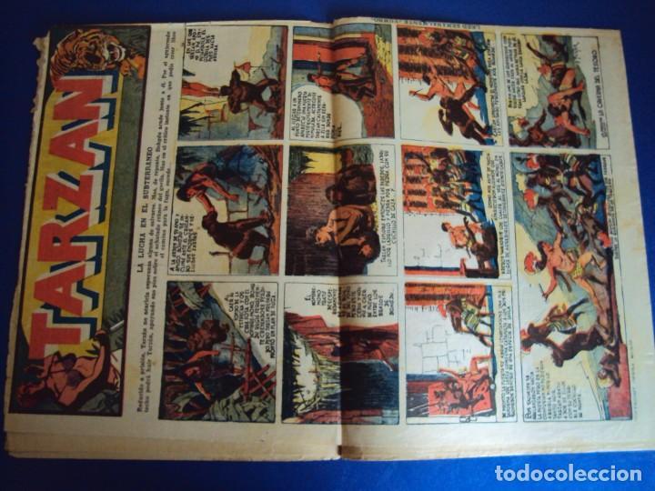 Tebeos: (COM-181090)LOTE DE 53 EJEMPLARES DEL AVENTURERO - LA DESTRUCCION DEL MUNDO - Foto 6 - 137881850