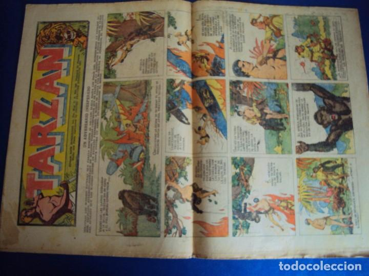 Tebeos: (COM-181090)LOTE DE 53 EJEMPLARES DEL AVENTURERO - LA DESTRUCCION DEL MUNDO - Foto 18 - 137881850