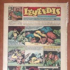 Giornalini: LEYENDAS SEMANARIO JUVENIL. AÑO IV Nº 148.. Lote 138823374