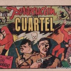 Tebeos: EL HOMBRE ENMASCARADO Nº 47: PERSECUCIÓN SIN CUARTEL. HISPANOAMERICANA DE EDICIONES. AÑOS 40. Lote 138904434
