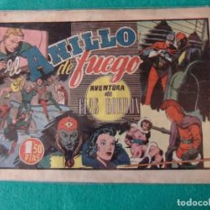 Comics - FLAS GORDON EL ANILLO DE FUEGO HISPANO AMERICANA ORIGINAL - 139173550