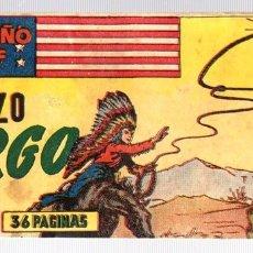 Tebeos: EL PEQUEÑO SHERIFF. Nº 78. BRAZO LARGO. ORIGINAL, 1,25 PTS.. Lote 139286110