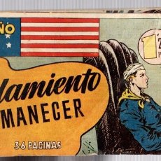 Tebeos: EL PEQUEÑO SHERIFF. Nº 81. FUSILAMIENTO AL AMANECER. ORIGINAL, 1,25 PTS.. Lote 139286472