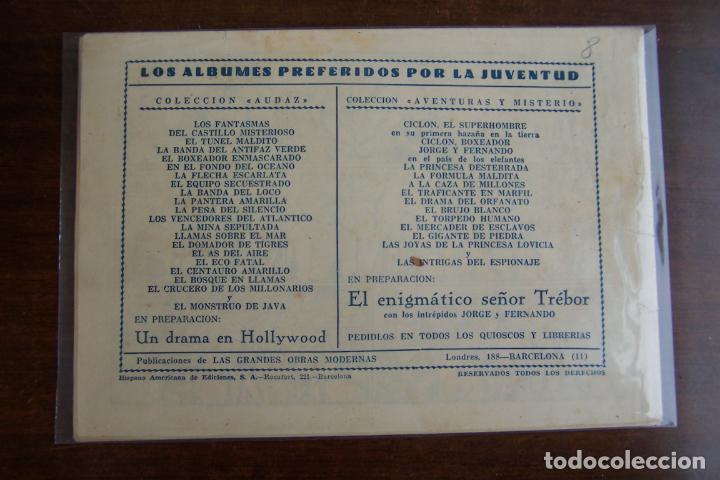 Tebeos: hispano americana, juan centella, nº en interior - Foto 30 - 87629320