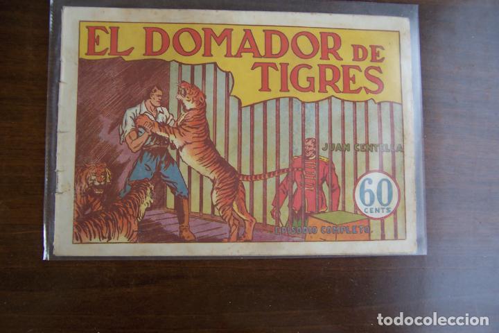 Tebeos: hispano americana, juan centella, nº en interior - Foto 33 - 87629320