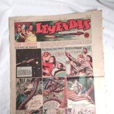 Tebeos: LEYENDAS INFANTILES Nº 100. HISPANO AMERICANA AÑO 1944. Lote 140055434