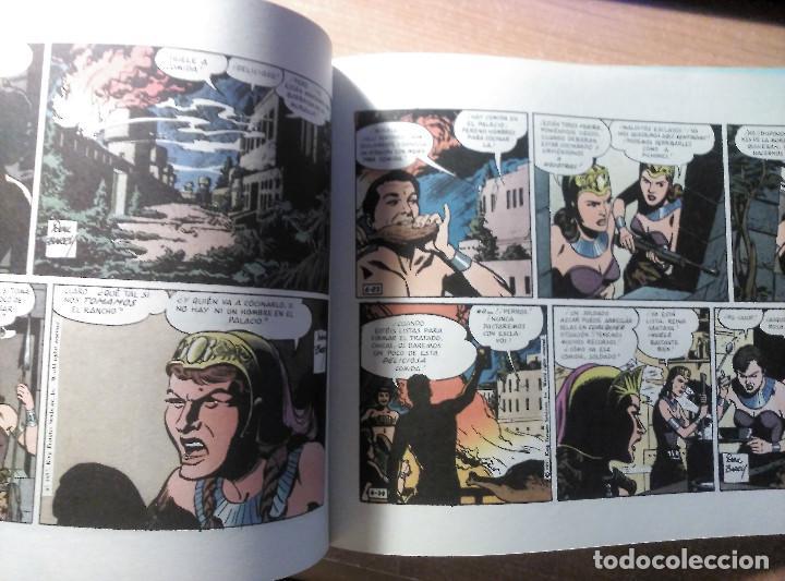 Tebeos: Flash Gordon, Selección 12, retapado números 45, 46, 47 y 48 - Foto 2 - 140447682