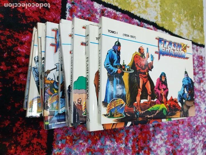FLASH GORDON / EDICIÓN HISTORICA COMPLETA EN 11 TOMOS / EDICIONES B (Tebeos y Comics - Hispano Americana - Flash Gordon)