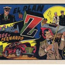 Tebeos: AVENTURAS DE JORGE Y FERNANDO Nº 24.. Lote 140627130