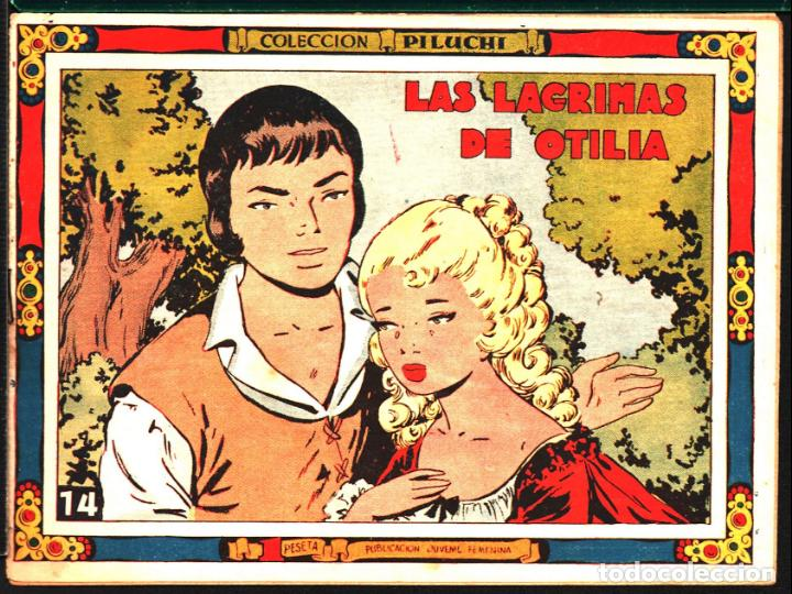 TEBEOS-COMICS CANDY - PILUCHI - 14 - - HISPANOAMERICANA - RARISIMO *AA99 (Tebeos y Comics - Hispano Americana - Otros)