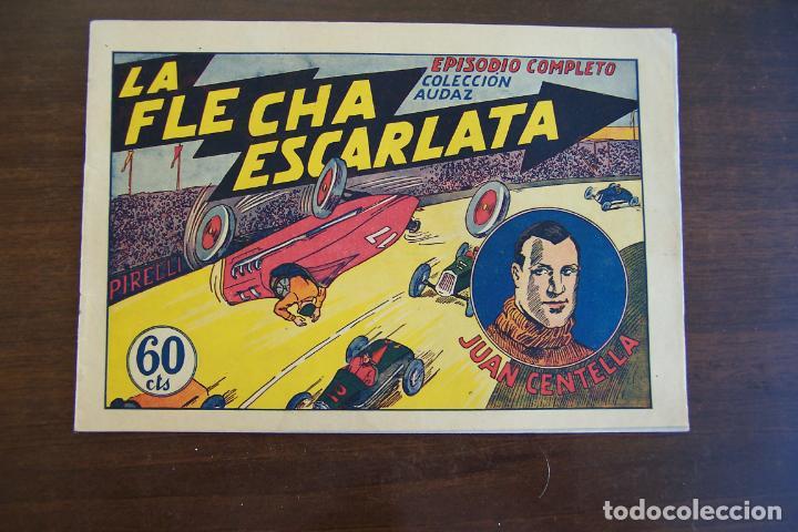 Tebeos: hispano americana, juan centella, nº en interior - Foto 35 - 87629320