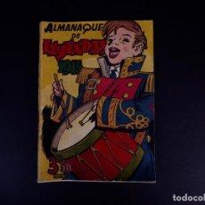 Tebeos: ALMANAQUE DE LEYENDAS 1945. Lote 142094230