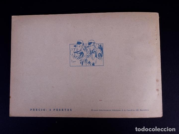 Tebeos: JORGE Y FERNANDO Nº 2. BARCELONA 1940 - Foto 5 - 142094590