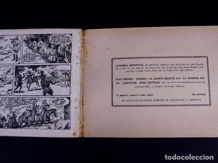 Tebeos: JORGE Y FERNANDO Nº 4. BARCELONA 1940 - Foto 4 - 142094746