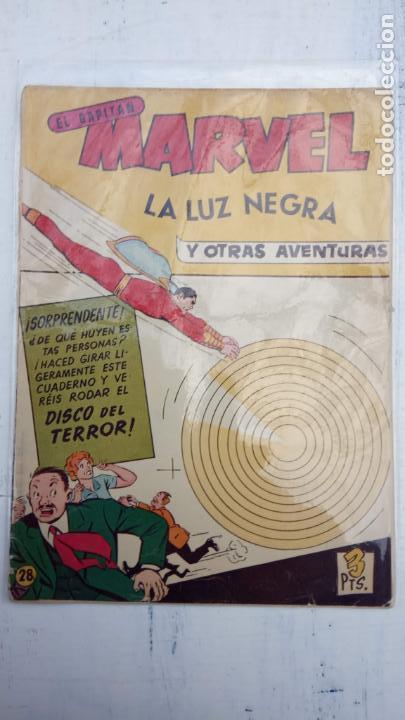 Tebeos: EL CAPITÁN MARVEL ORIGINAL - 17 NºS - 31,29,28,21,17,15,14,13,12,11,10,9,7,6,5,4,3,2 VER PORTADAS - Foto 18 - 142359190