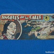 Tebeos - (M19) ANGELES DE LA CALLE NUM 22 , HISPANO AMERICANA , SEÑALES DE USO CON ROTURITAS - 142448750
