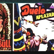 Tebeos: TEBEOS-COMICS CANDY - SITTING BULL - 65 - HISPANOAMERICANA - TORO SENTADO - RARO - *XX99. Lote 142831562