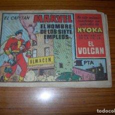 Tebeos: EL CAPITAN MARVEL Nº 7 EDITA HISPANO AMERICANA . Lote 143418542