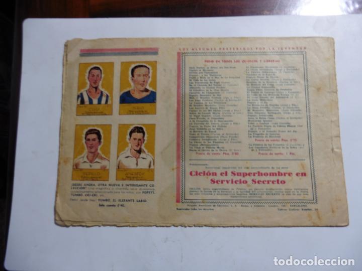 Tebeos: CARLOS EL INTREPIDO Nº9 LA ESTRATAGEMA ORIGINAL - Foto 2 - 143812942