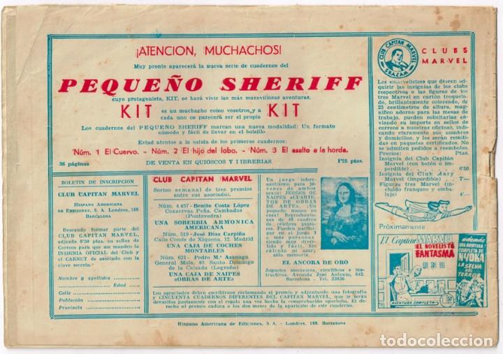 Tebeos: EL CAPITAN MARVEL Y EL COCHE DEL FUTURO nº 67 - Foto 2 - 144519882