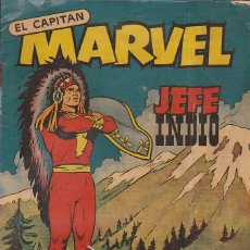 Tebeos: COMIC ORIGINAL COLECCION EL CAPITAN MARVEL Nº 3 EDITORIAL HISPANO AMERICANA. Lote 144708618