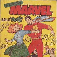 Tebeos: COMIC ORIGINAL COLECCION EL CAPITAN MARVEL Nº 21 EDITORIAL HISPANO AMERICANA. Lote 144708894