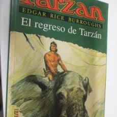 Tebeos: TARZAN - EDGAR RICE BURROUGHS - EL REGRESO DE TARZÁN Nº 2 - EDHASA 1995.. Lote 145002806