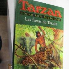 Tebeos: TARZAN - EDGAR RICE BURROUGHS - LAS FIERAS DE TARZÁN Nº 3 - EDHASA 1995.. Lote 145002942