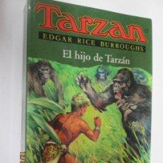 Tebeos: TARZAN - EDGAR RICE BURROUGHS - EL HIJO DE TARZÁN Nº 4 - EDHASA 1995.. Lote 145003130