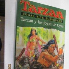 Tebeos: TARZAN - EDGAR RICE BURROUGHS - TARZÁN Y LAS JOYAS DE OPAR Nº 5 - EDHASA 1995.. Lote 145003314