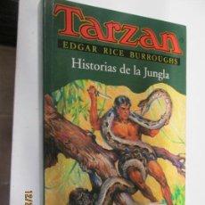 Tebeos: TARZAN - EDGAR RICE BURROUGHS - HISTORIAS DE LA JUNGLA Nº 6 - EDHASA 1995.. Lote 145003442