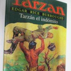 Tebeos: TARZAN - EDGAR RICE BURROUGHS - TARZÁN EL INDÓMITO Nº 7 - EDHASA 1995.. Lote 145004782