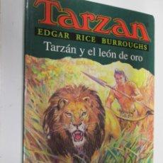 Tebeos: TARZAN - EDGAR RICE BURROUGHS - TARZÁN Y EL LEÓN DE ORO Nº 9 - EDHASA 1995.. Lote 145005006
