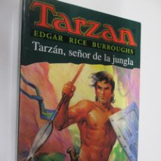 Tebeos: TARZAN - EDGAR RICE BURROUGHS - TARZÁN, SEÑOR DE LA JUNGLA Nº 11 - EDHASA 1995.. Lote 145005398