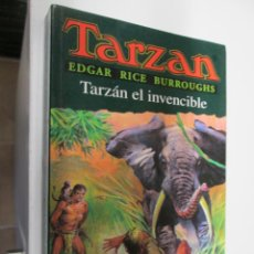 Tebeos: TARZAN - EDGAR RICE BURROUGHS - TARZÁN EL INVECIBLE Nº 14 - EDHASA 1995.. Lote 145006250