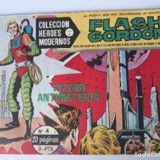 Tebeos: FLASH CORDON Nº 4 AÑO 1958. Lote 145118082
