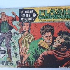 Tebeos: FLASH CORDON Nº8 AÑO 1958. Lote 145119798