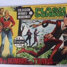 Tebeos: FLASH CORDON Nº 9 AÑO 1958. Lote 145120266