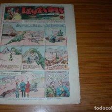 Tebeos: LEYENDAS INFANTILES Nº 131 EDITA HISPANO AMERICANA. Lote 145331966