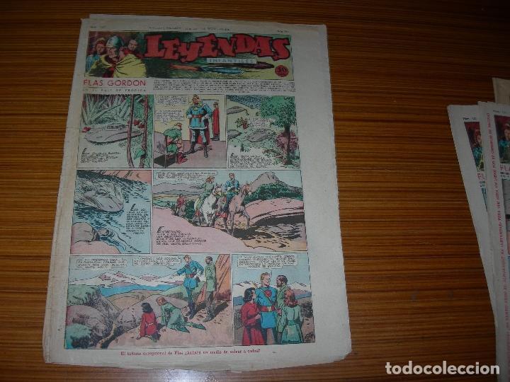 LEYENDAS INFANTILES Nº 127 EDITA HISPANO AMERICANA (Tebeos y Comics - Hispano Americana - Leyendas Infantiles)