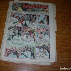 Tebeos: LEYENDAS INFANTILES Nº 123 EDITA HISPANO AMERICANA. Lote 145332558