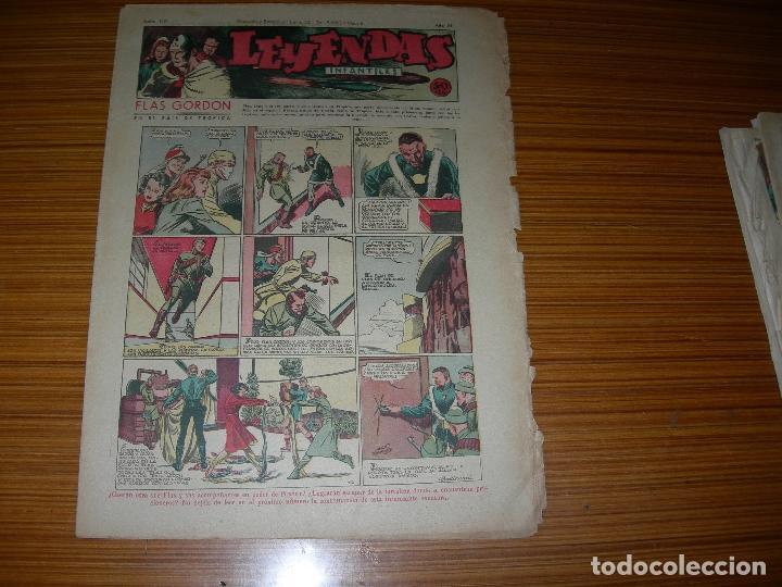LEYENDAS INFANTILES Nº 110 EDITA HISPANO AMERICANA (Tebeos y Comics - Hispano Americana - Leyendas Infantiles)