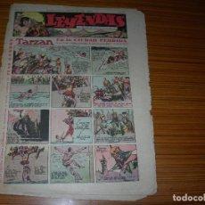 Tebeos: LEYENDAS INFANTILES Nº 99 EDITA HISPANO AMERICANA. Lote 145333670