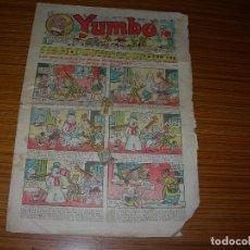 Tebeos: YUMBO Nº 73 EDITA HISPANO AMERICANA. Lote 145334494