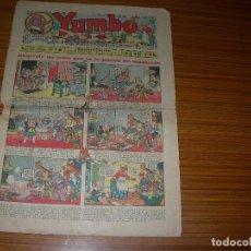Tebeos: YUMBO Nº 87 EDITA HISPANO AMERICANA. Lote 145335094