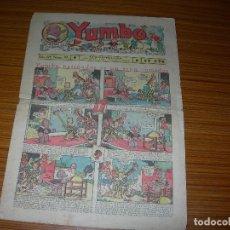 Tebeos: YUMBO Nº 95 EDITA HISPANO AMERICANA. Lote 145335414