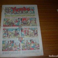 Tebeos: YUMBO Nº 102 EDITA HISPANO AMERICANA. Lote 145337022