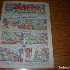 Tebeos: YUMBO Nº 10 EDITA HISPANO AMERICANA. Lote 145338066